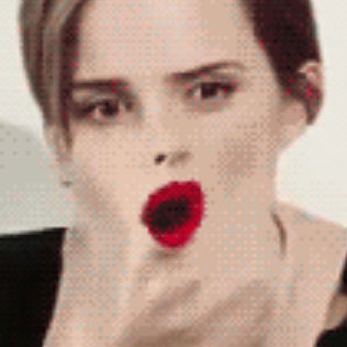 On trampoline drunk girl